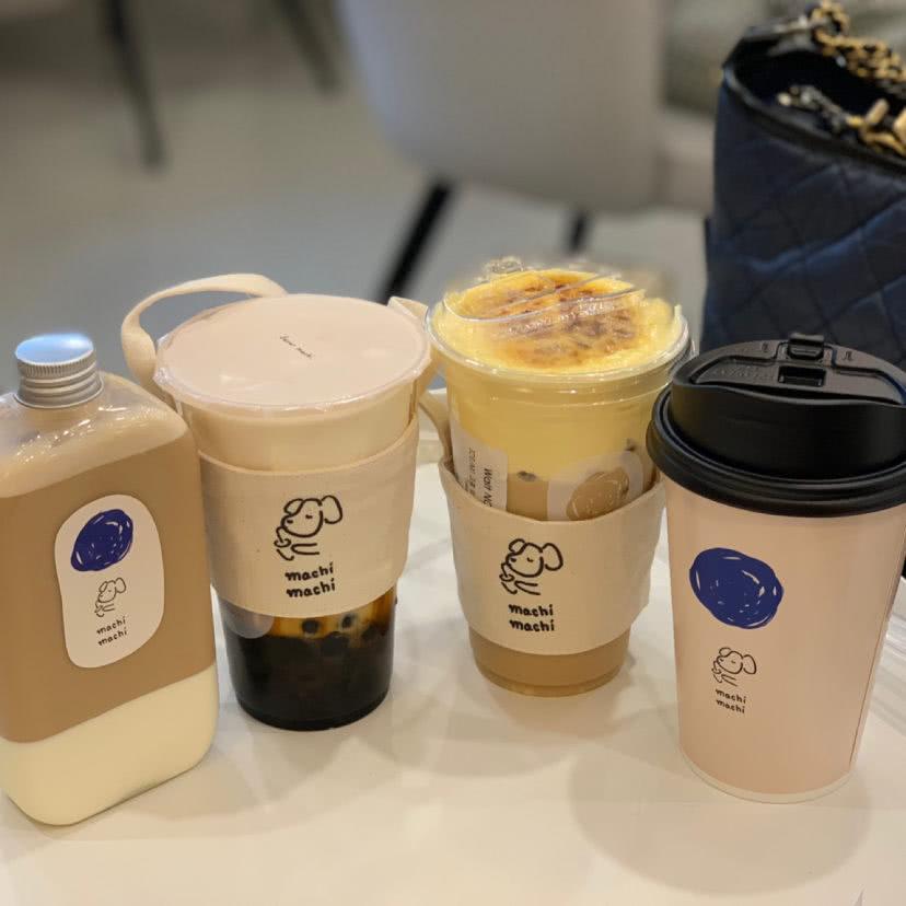 machi麦吉奶茶创业好项目了解一下