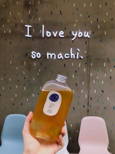 创新让machi麦吉奶茶饮品活力无限